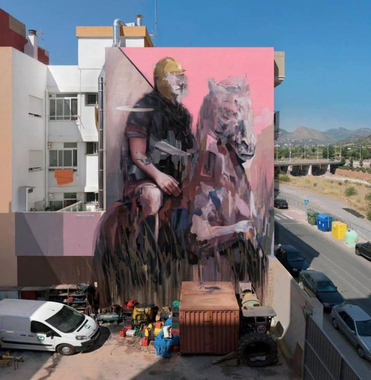 Mario Mankey @Sagunto, Spain