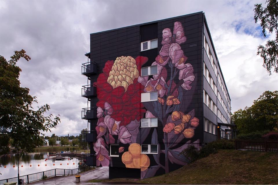 Pastel @Säffle, Sweden