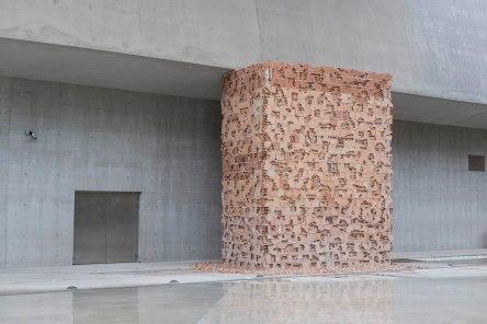 Pedro Cabrita Reis - La Casa di Roma - 2015 - Maxxi, Rome