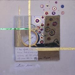 Sandro Serra - Il tempo raffredda - 35x35 - 2008