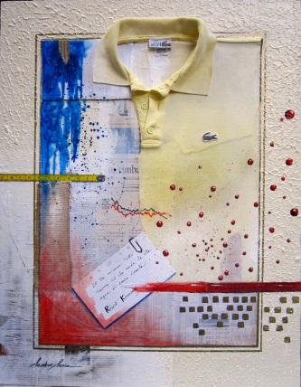 Sandro Serra - Sentimiento nuevo - 56,5x72,2 - 2014