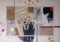 Sandro Serra - Sinnos pro sonos - 41,5x31,5 - 2010