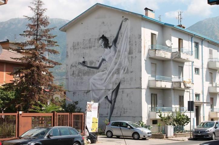 Sasha Korban @Naples, Italy