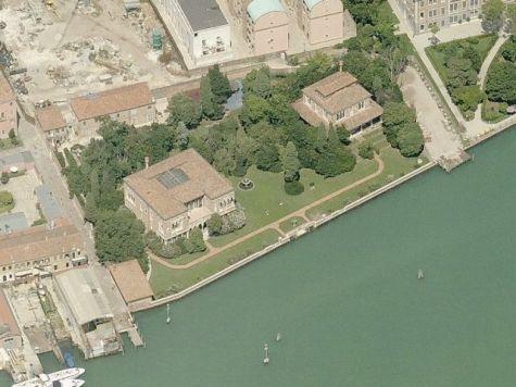 Villa Hériot - vista aerea