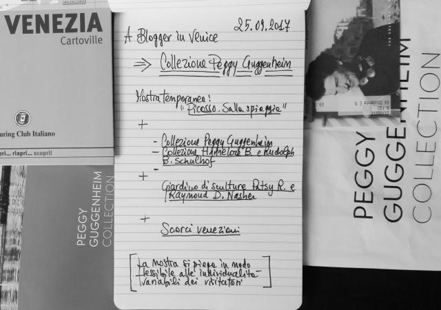 A blogger in Venice - Collezione Peggy Guggenheim [Part 2]