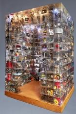A Casa da Construção, 2011-2017 Acrylic and mixed media 250 cm x 160 cm x 181 cm Collection of the artists