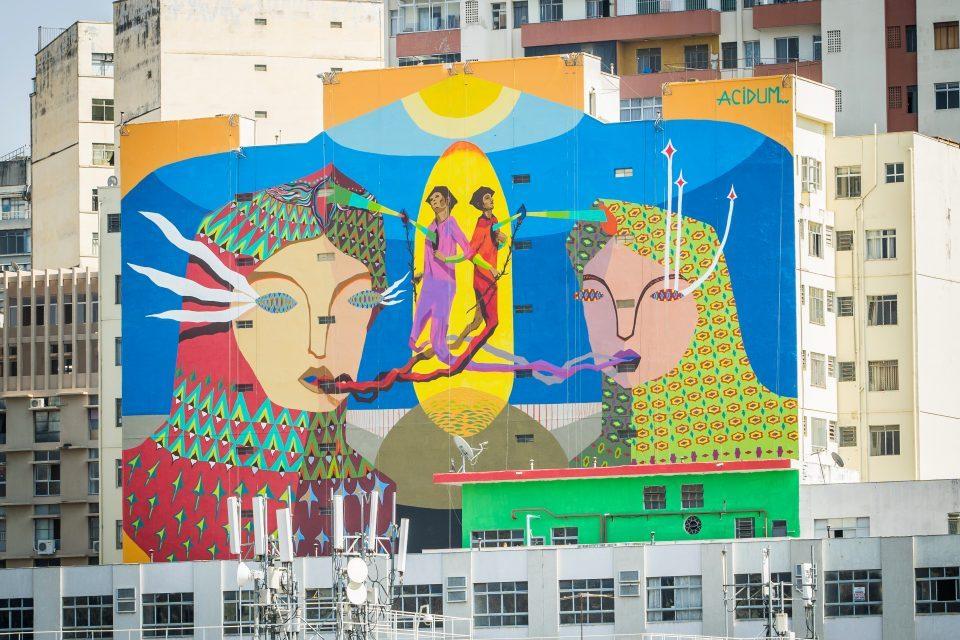 Acidum Project @Belo Horizonte, Brazil