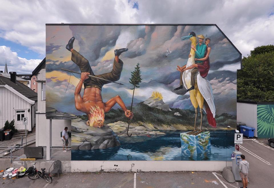 AEC @Sandefjord, Norway