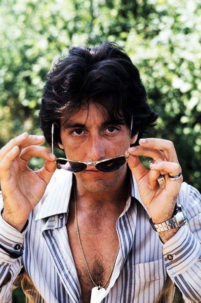 Al Pacino fotografato da Eva Sereny, 1977