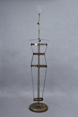 Barbarella, 1995 Iron and spring steel 220 cm x 40 cm Collection of Eduarda Margarido Pires