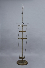 Barbarella, 1995 Iron and spring steel 220 cm x 40 cm Collection of Eduarda Margarido Pires