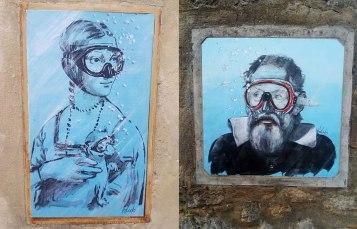Blub @San Gimignano, Italy