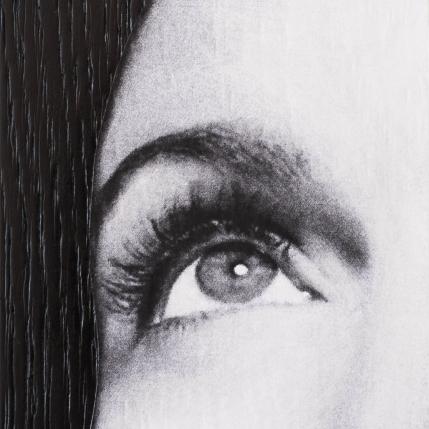 Claudio Rosa - FLOP Y 02 (6 x 18,0 x 18,0 cm - tecnica mista)