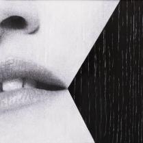 Claudio Rosa - FLOP Y 03 (6 x 18,0 x 18,0 cm - tecnica mista)