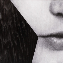 Claudio Rosa - FLOP Y 05 (6 x 18,0 x 18,0 cm - tecnica mista)