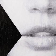 Claudio Rosa - FLOP Y 08 (6 x 18,0 x 18,0 cm - tecnica mista)