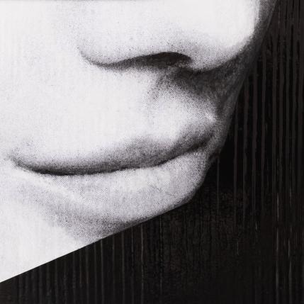 Claudio Rosa - FLOP Y 13 (6 x 18,0 x 18,0 cm - tecnica mista)