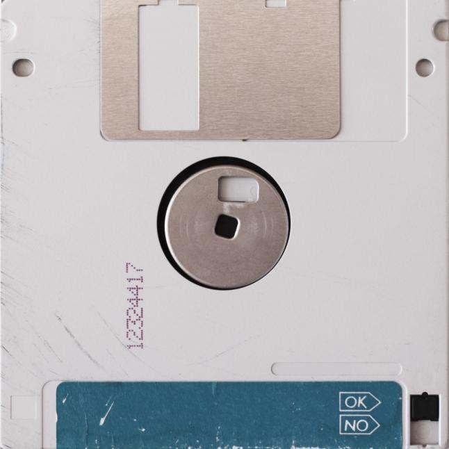Claudio Rosa - FLOP Y 16 (6 x 18,0 x 18,0 cm - tecnica mista)