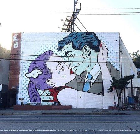 D*Face @Los Angeles, USA