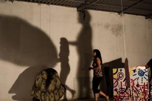 Spazio hOMe di Urban Center Cagliari - Fotografia di Carlo Modoni