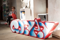 Smart Cityness 2017 - Opera di Conan - Fotografia di Carlo Modoni