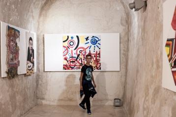 Smart Cityness 2017 - Opere di Daniela Masia, Luca Allegrini e Micro Sismo - Fotografia di Carlo Modoni