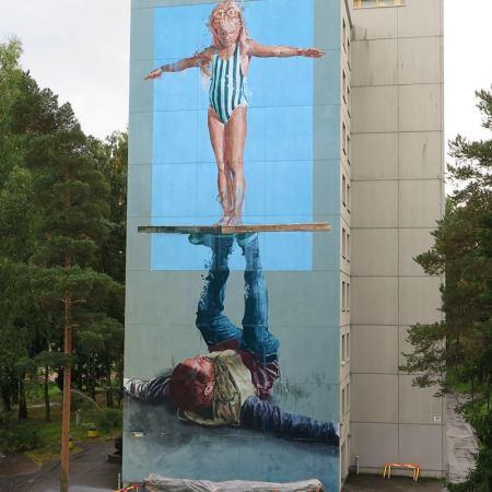 Fintan Magee @Helsinki, Finland