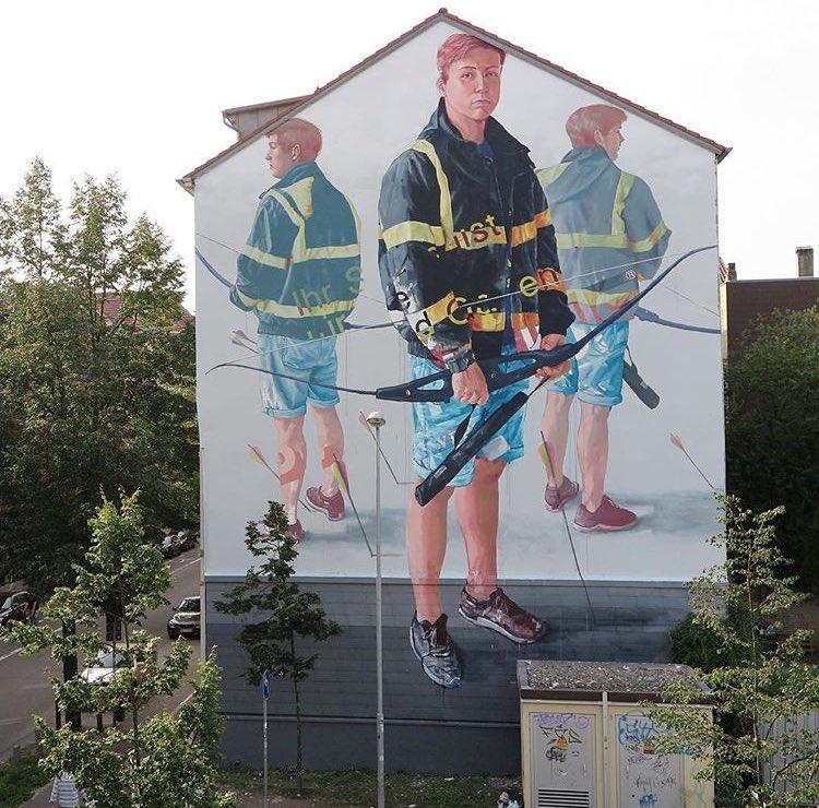 Fintan Magee @Saarbrücken, Germany