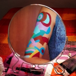 Bodypainting by Brabs (Backstage)