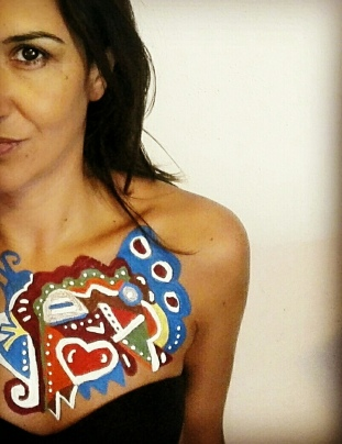 Bodypainting by Brabs