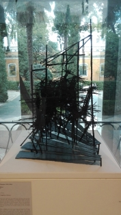 """""""Carosello"""" (1955) by Leslie Thornton @ Peggy Guggenheim Collection"""