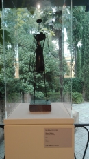 """""""Donna che cammina"""" (1951) by Reg Butler @ Peggy Guggenheim Collection"""