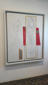 """""""Lo studio"""" (1928) by Pablo Picasso @ Peggy Guggenheim Collection"""