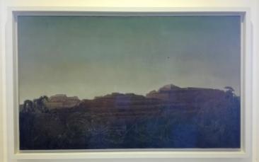 """La città intera"" (1936-37) by Max Ernst @ Peggy Guggenheim Collection"