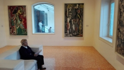 Jackson Pollock @ Peggy Guggenheim Collection