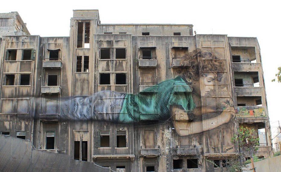 Jorge Rodríguez-Gerada @Beirut, Lebanon