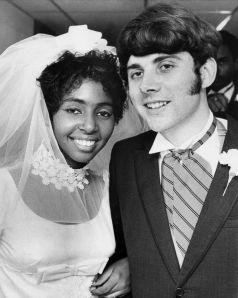 La prima coppia interrazziale del Mississippi 3 agosto 1970