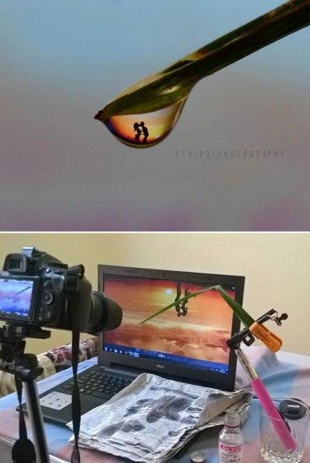 La verità dietro la fotografia