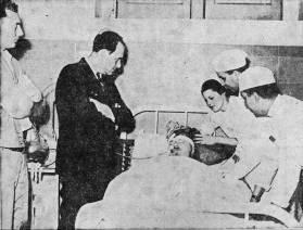 L'esule russo Leon Trotsky viene assassinato a Città del Messico, con un'ascia alpina alla parte posteriore della testa