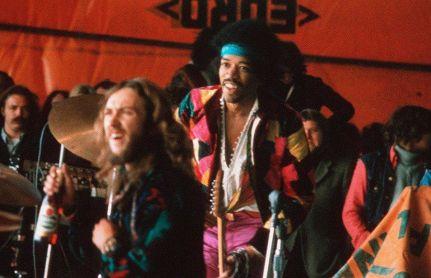 L'ultima esecuzione di Jimi Hendrix al Festival Love and Peace di Open Air in Fehmarn, Germania, il 6 settembre 1970