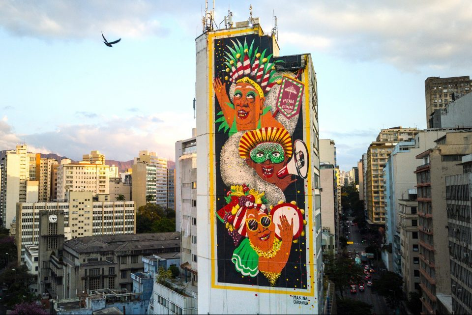 Marina Capdevila @Belo Horizonte, Brazil
