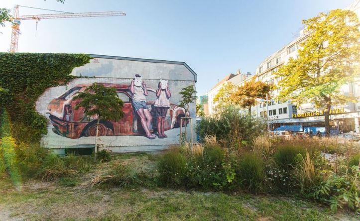 Milu Correch @Wien, Austria