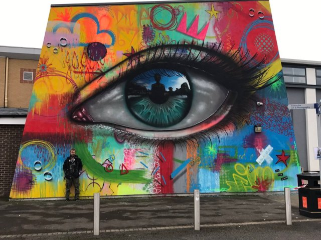 My Dog Sighs @Cheltenham, UK