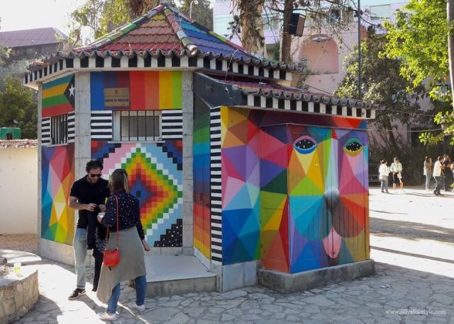 Okudart @Oeiras, Portugal