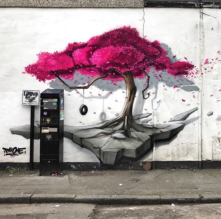 Pakone @Bristol, UK
