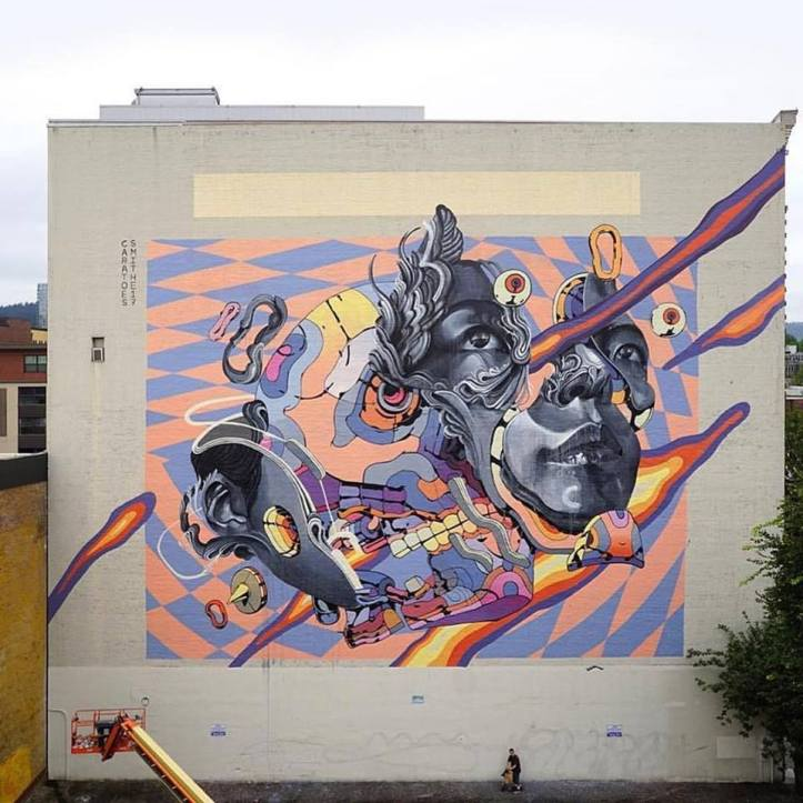Smithe & Caratoes @Portland, Oregon, USA