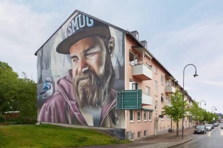 Smug One @Årjäng, Sweden