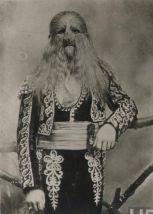 Stephan Bibrowsky (1890-1932), conosciuto come l'uomo dalla faccia di leone