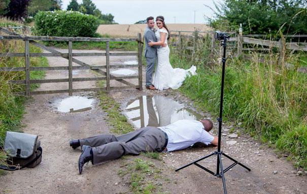 Fotografia di nozze