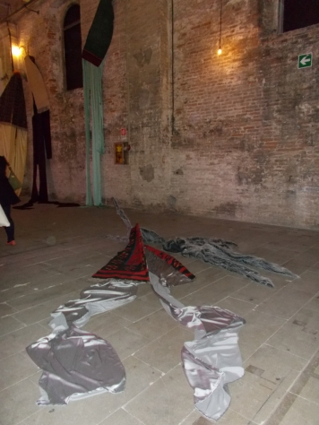 """Biennale Arte 2017 – Arsenale -""""Do you realise there is a rainbow even if it is night?"""" di Petrit Halilaj (Kosovo)"""